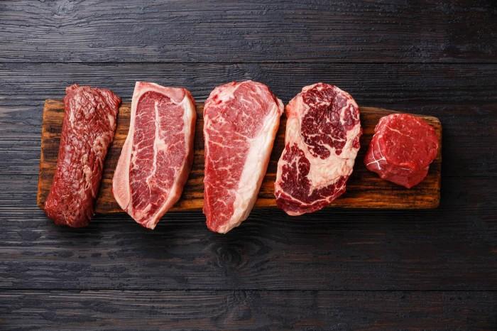 heater meat cuts